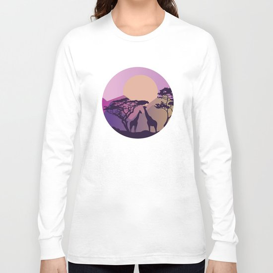 My Nature Collection No. 3 Long Sleeve T-shirt