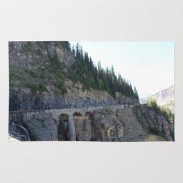 The Arches of Glacier Rug