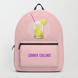 Summer Chilling! Backpack