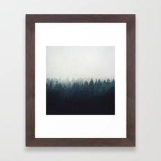 A Wilderness Somewhere Framed Art Print