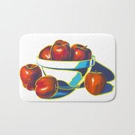 Deez Apples Bath Mat