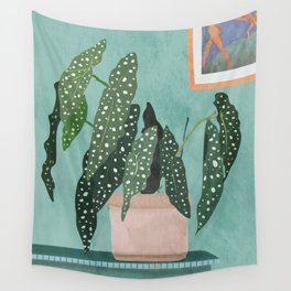 Plant 5 Wall Tapestry