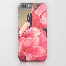 Strawberry Flowers iPhone 6s Slim Case