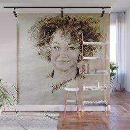 Rachel Dolezal Wall Mural