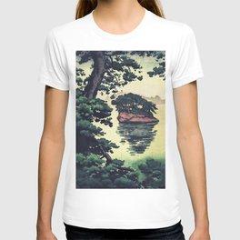 Autumn Rain in Yama T-shirt