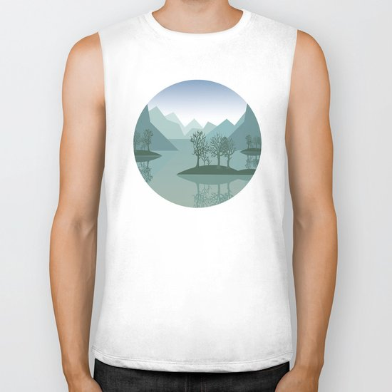 My Nature Collection No. 45 Biker Tank