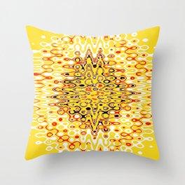 Loyal Triangle Throw Pillow