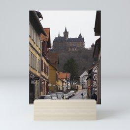 Wernigerode Castle Mini Art Print