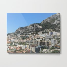Monte Carlo Magic Metal Print