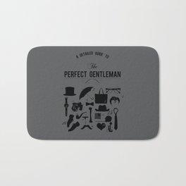 The Perfect Gent Bath Mat