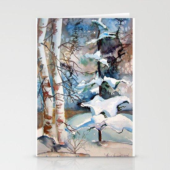 Carol of the Birds Stationery Cards