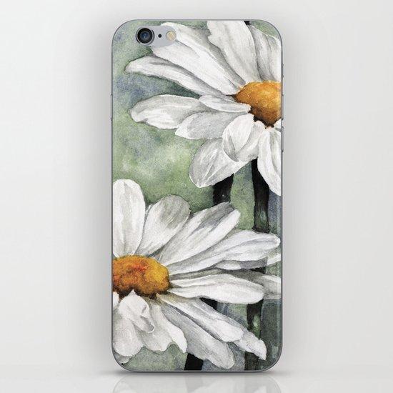 Karen's Daisies iPhone & iPod Skin