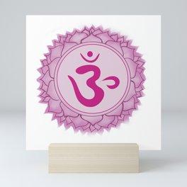 Sahasrara Crown Chakra Mini Art Print