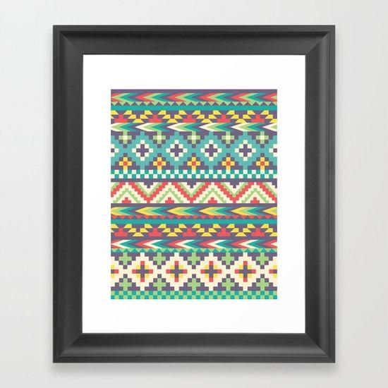 Ultimate Navaho Framed Art Print