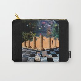 The Elemental Tourist - Water Carry-All Pouch