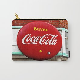Buvez-Vous?  Carry-All Pouch