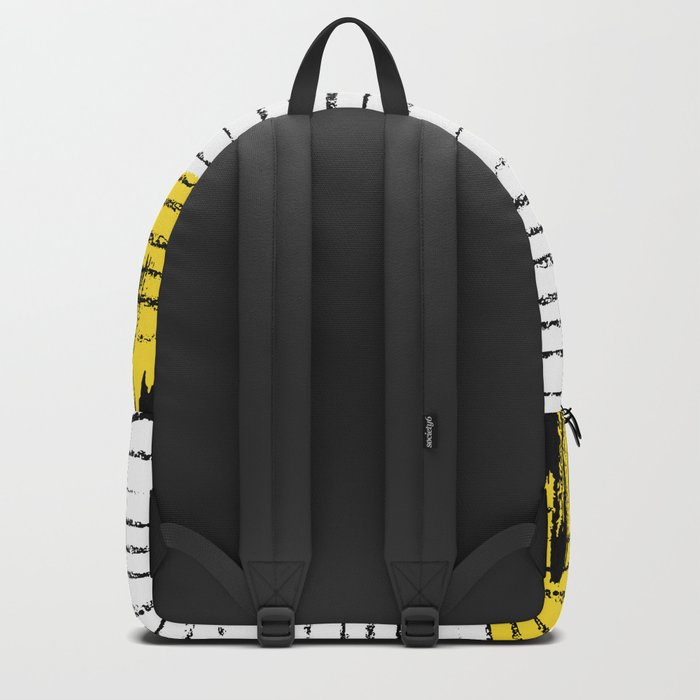 Lines & Strokes 002 Backpack