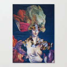LA DAMA DI WASHINGTON Canvas Print