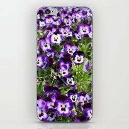 Violet Dreams iPhone Skin