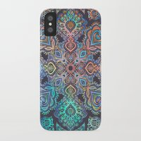 boho iPhone & iPod Cases featuring Boho Intense by micklyn