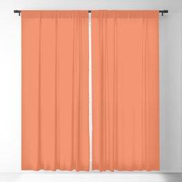 VA Fringe Orange / Orange Slice / Fiery Sky Orange / Heirloom Tomato Orange Colors of the year 2019 Blackout Curtain