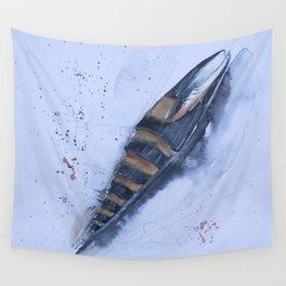 Sea snail - Mitra zonata Wall Tapestry