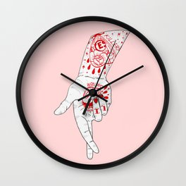 Liar Wall Clock