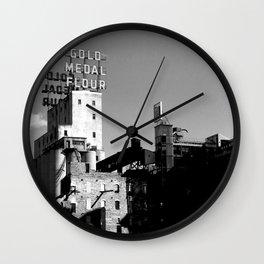 Gold Medal Flour, Minneapolis Wall Clock