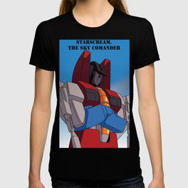 Starscream the Sky Commander T-shirt