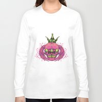 third eye Long Sleeve T-shirts featuring Third eye by Tshirt-Factory