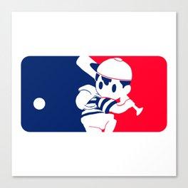 Eagleland Baseball Team Canvas Print