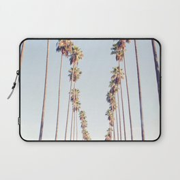 Palm tree stripes Laptop Sleeve