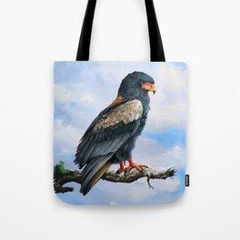 Bateleur Eagle Tote Bag