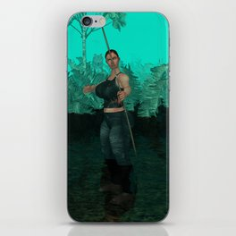 Survivor is comming out iPhone Skin