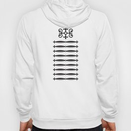 Dress Ornaments Hoody