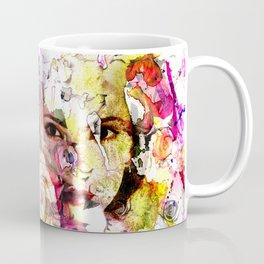 face of face Coffee Mug