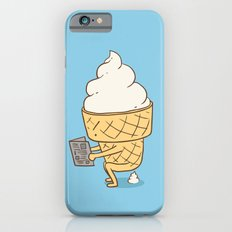 Everyone Poops (Blue) iPhone 6 Slim Case