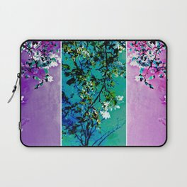 Triptych: Spring Synthesis Laptop Sleeve