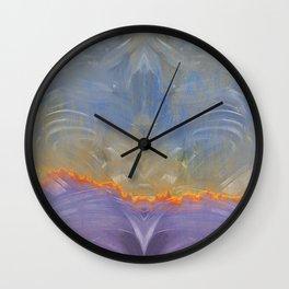 Killing Me Softly Wall Clock
