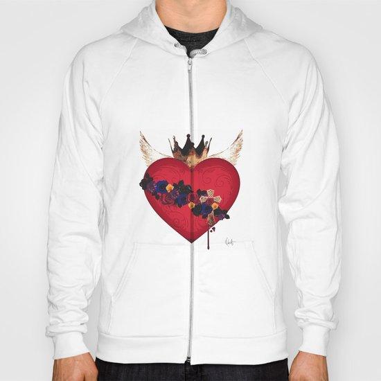 Sacred Heart for Frida Hoody