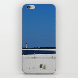 Summer, in spite of itself iPhone Skin