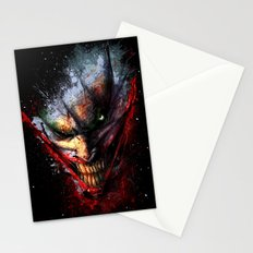 Madness is the Emergency Exit Stationery Cards