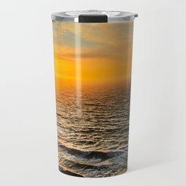 Coast of California Travel Mug