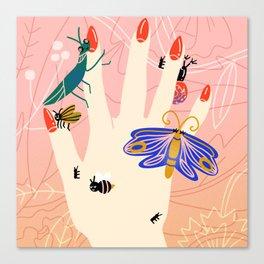 Bugs Canvas Print
