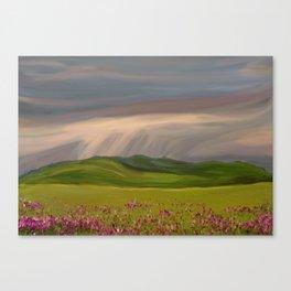 Rain Brings Life Canvas Print