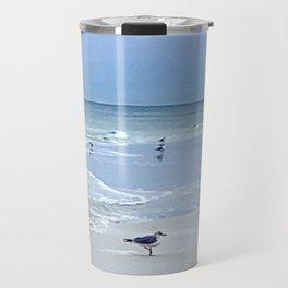 For the birds Travel Mug