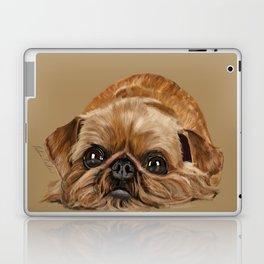 Brussels Griffon Laptop & iPad Skin