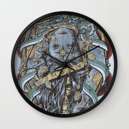 The Sailor & the Syren Wall Clock