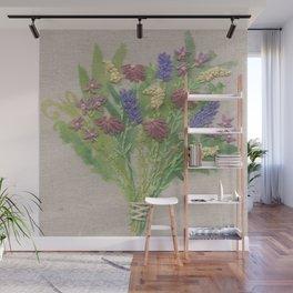 Spring Has Sprung Wall Mural