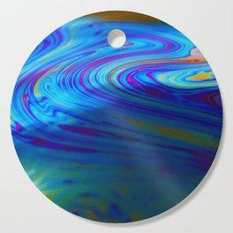 Soap Bubble 5 Cutting Board